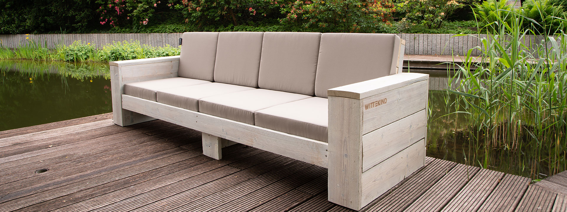 Awesome Lounge 4Er Sofa Pure Entspannung Wittekind Mobel Cjindustries Chair Design For Home Cjindustriesco