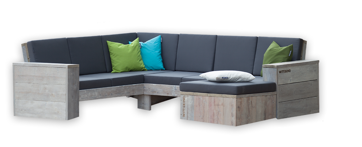 lounge ecksofa aus holz in edlem design wittekind m bel. Black Bedroom Furniture Sets. Home Design Ideas
